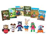 Image: Puppet and Storybook Pack