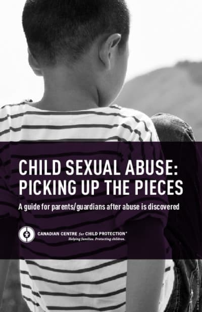 Child Sexual Abuse: Picking up the Pieces